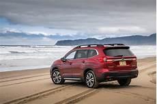 2019 Subaru Ascent by 2019 Subaru Ascent Drive Review Automobile Magazine