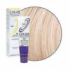 Color Brilliance Light Ash Intensive Shine 8n Light Natural Demi Permanent