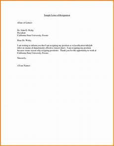 Resign Later Resignation Letter From Company Resume Samples Job