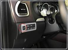 2011 Mazda Cx 9 Light Cover Matte Head Light Lamp Switch Button Cover Trim For Mazda