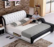 1 8 m tatami leather bed bed small and medium sized