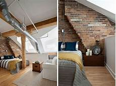 Loft Room Ideas Toronto Penthouse Loft Gets A Contemporary Makeover In