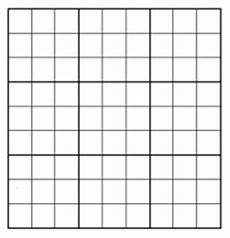 Sudoku Templates The And The Bull How To Create Your Own Sudoku