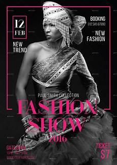 Fashion Show Flyers Fashion Show Flyer By Tokosatsu Graphicriver