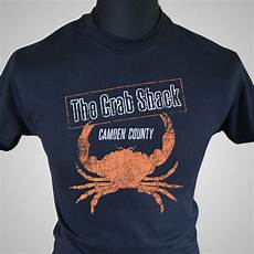 Crab T Shirt Designs The Crab Shack My Name Is Earl Tv Themed Retro T Shirt