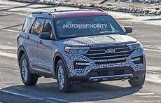 ford plans for 2020 2020 ford explorer to be revealed jan 9 at ford field