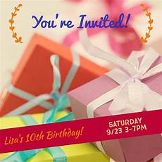 Create My Own Birthday Invitations For Free Make Your Own Birthday Invitations For Free Adobe Spark
