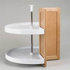 does anyone any tips on installing a lazy susan