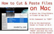 File Copy Mac Cut And Paste Files Amp Folders In Mac Os X