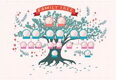 Family Tree Pics Template Family Tree Template Vector Download Free Vectors