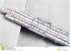 Slide Chart Slide Rule Stock Photo Image Of Past Graph Account