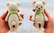 amigurumi oyuncak ayı yapımı tarifi bu yazımızda