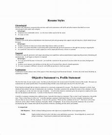 What Is Objective On A Resume Resume Objectives Sample 9 Examples In Word Pdf