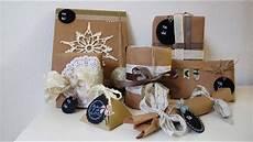 weihnachtsgeschenke gutschein geschenke verpacken 7 ideen gift wrapping