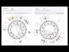 Twin Flame Astrology Chart Free Twin Flame Connection Proven In Natal Charts Must Watch