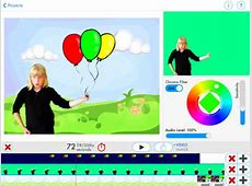 Green Screen by Do Ink Review   Educational App Store