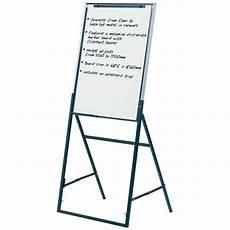Teacher Easel For Chart Paper Quartet Futura Melamine Adjustable Flip Chart Easel