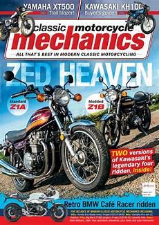 Motorcycle Mechanics Classic Motorcycle Mechanics March 2018 By Mortons Media