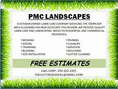 Landscape Flyer Template Landscaping Flyer Template Powerpoint Lawn Care Business