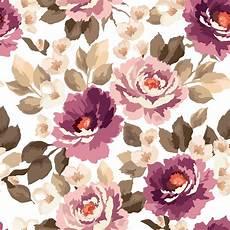 Floral Background Design Floral Pattern Flower Art Background Seamless Design