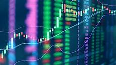 Pcs Stock Chart Financial Stock Chart Background Online Stock Footage
