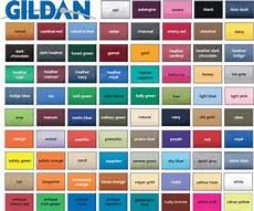 Gildan Shirt Color Chart Gildan T Shirts Blank Bulk Lots Any Color Buyer Choice