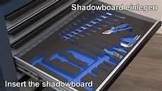 Werkzeug Einlagen Schaum by Shadowboards Schaumstoffeinlagen 1 Werkzeug Weber
