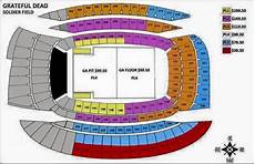 Soldier Field Seating Chart Gdtstoo Updates Soldier Field Seating Chart For Dead 50