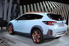New Subaru Crosstrek 2019 Review Redesign And Concept by Subaru Xv Concept Previews Next Crosstrek
