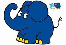 malvorlage kleiner blauer elefant batavusprorace