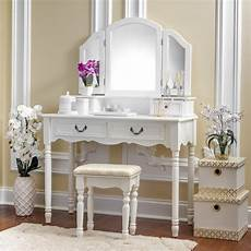 shop fineboard vanity dressing table set makeup
