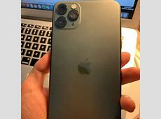 iphone 11 pro max midnight green 256GB ?? ???????   Price