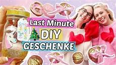 last minute diy geschenke f 252 r weihnachten