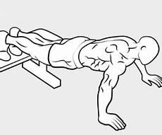 pettorali alti a casa programma flessioni la scheda basata sui push up