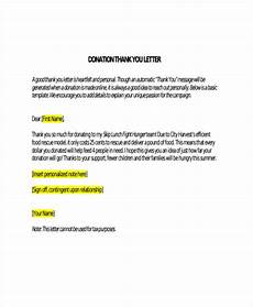 Free 74 Thank You Letter Examples In Doc Pdf Examples