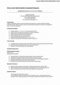 Medical Assistant Summary Sample Entry Level Medical Assistant Resume Templates