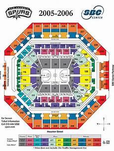 Spurs Seating Chart Season Ticket Information San Antonio Spurs