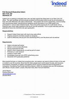 What To Put On A Cv Cover Letter Cv Template Indeed Job Resume Examples Job Resume