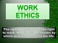 Your Work Ethic Work Ethic Copy