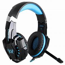 Gaming Headphones With Lights G9000 3 5mm Game Gaming Headphone Headset Earphone With