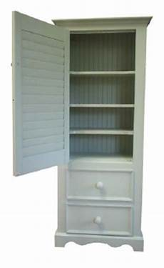 small linen cabinet for sale cottage bungalow