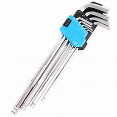Bgs Werkzeuge Zoll bgs innensechskant schl 252 ssel zoll werkzeug satz 1 16 quot 3 8