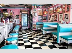 Rock Cola '50s Diner Is One Of The Best Nostalgic