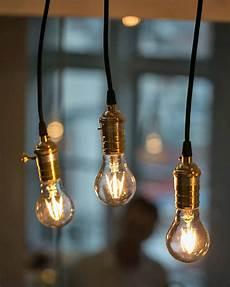 Costco Edison Light Fixture Led Lights That Mimic The Look Of Vintage Edison Bulbs