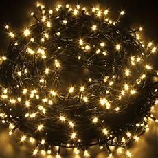 String Lights Fairy Lights Fullbell 33ft Christmas Led Fairy Twinkle String Lights 80