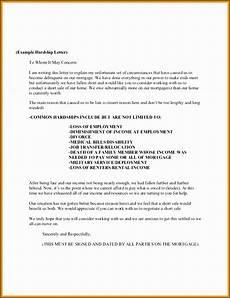 Sample Of Hardship Letter 10 Hardship Letter Template Sampletemplatess