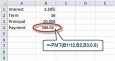 Payment Formula Excel Tip Calculating Interest Accounting Advisors Inc