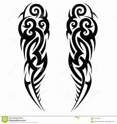 Free Tribal Designs For Men Tribal Tattoos For Men Sleeve Abstract Design Pattern For