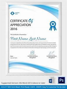 Word Certificate Templates Free Download Word Certificate Template 31 Free Download Samples