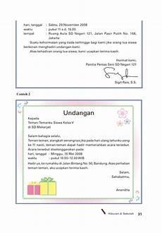 undangan kkg doc surat undangan resmi sekolah sd surat ras